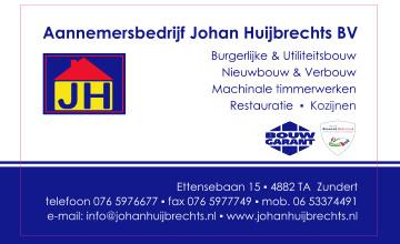 Aannemersbedrijf Johan Huijbrechts BV