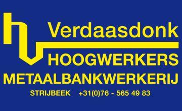 Verdaasdonk Hoogwerkers Strijbeek